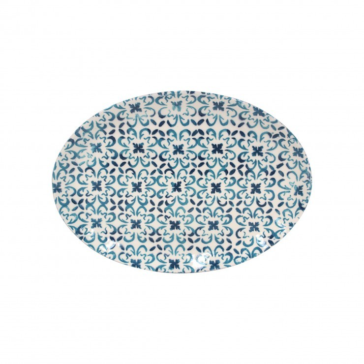 PIASTRELLA MEDIUM OVAL PLATTER