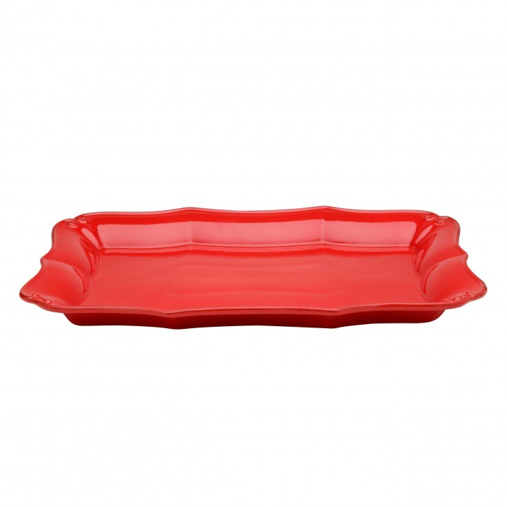 VINTAGE PORT RECTANGULAR PLATTER