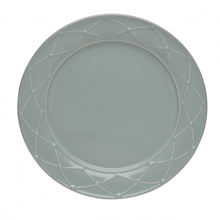 MERIDIAN DINNER PLATE, DECORATED