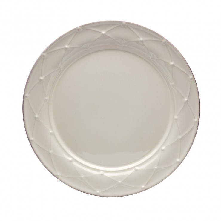 MERIDIAN ROUND SALAD PLATE, DECORATED