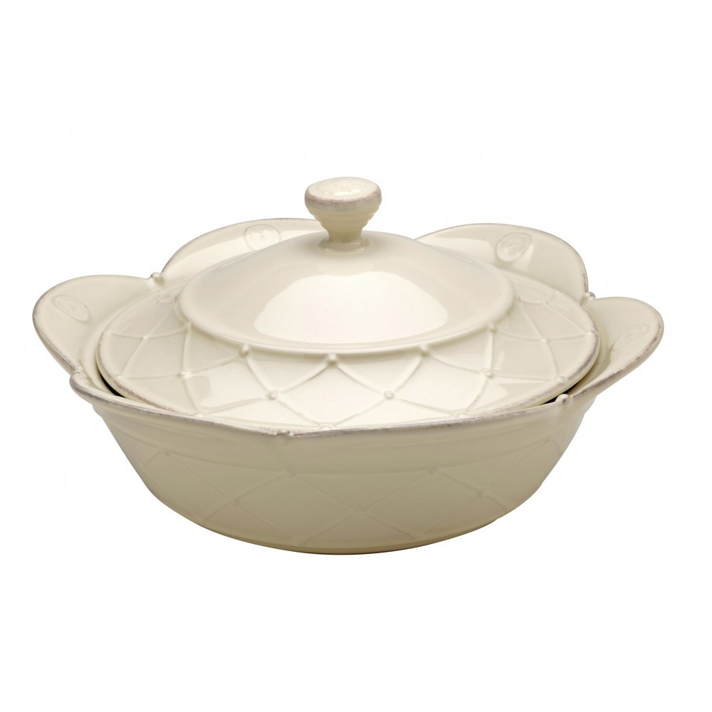 MERIDIAN ROUND COVERED CASSEROLE