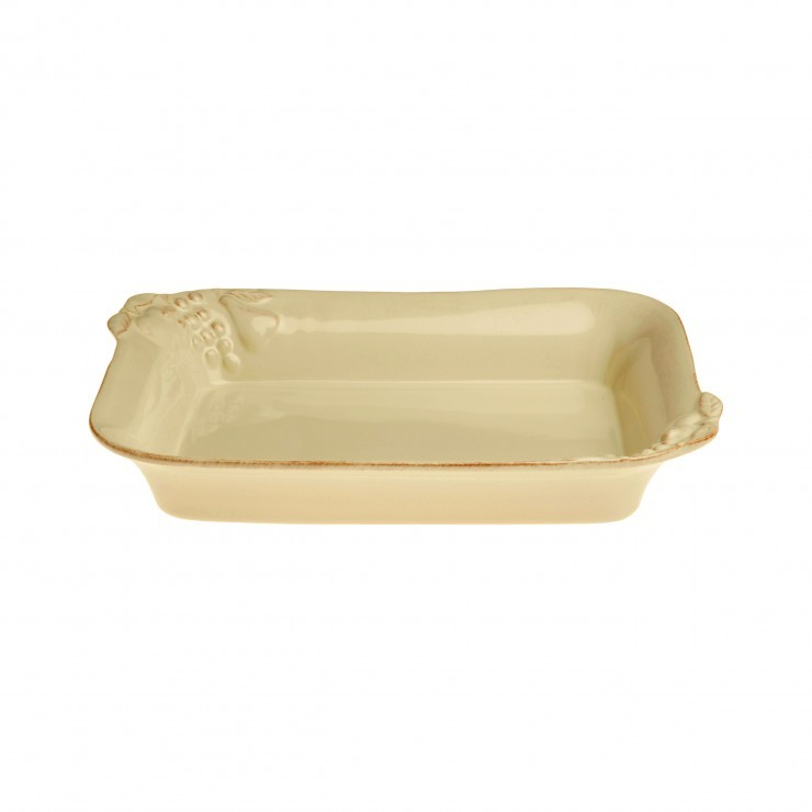 MADEIRA HARVEST LARGE RECTANGULAR BAKER