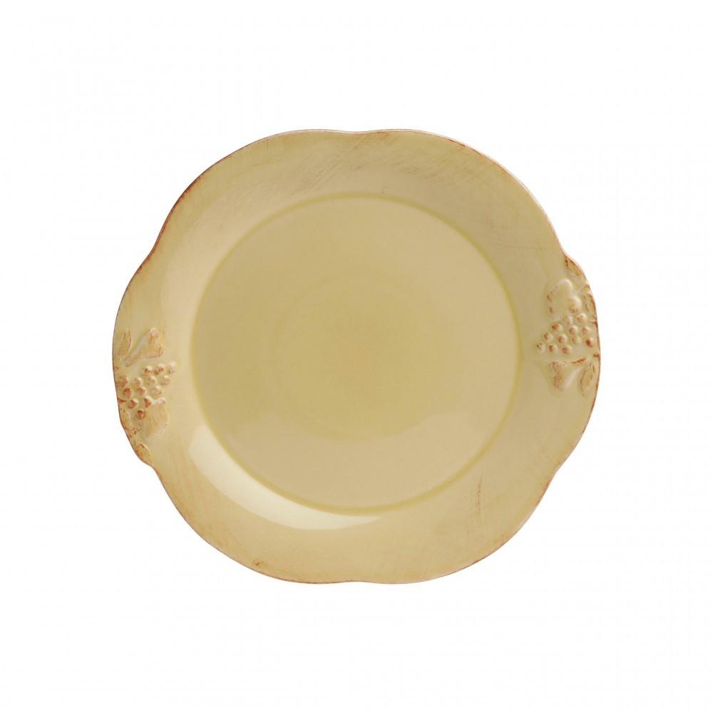 DINNER PLATE 33 MADEIRA HARVEST