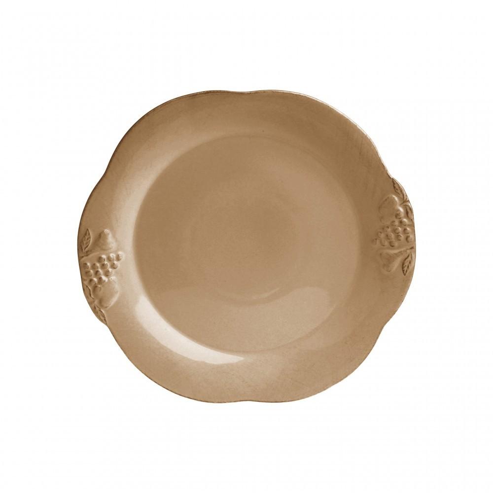 DINNER PLATE 30 MADEIRA HARVEST