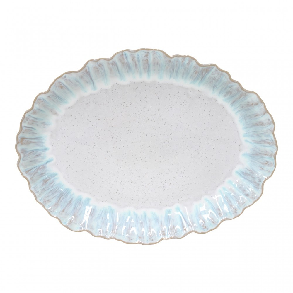 Casa Stone By Casafina majorca oval platter