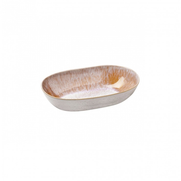 IBIZA SMALL OVAL BOWL