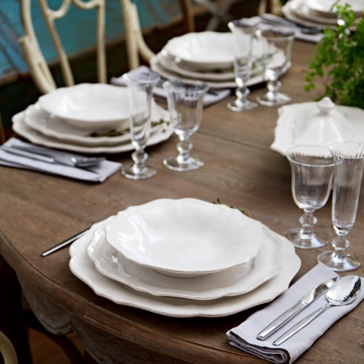 IMPRESSIONS DINNER PLATE
