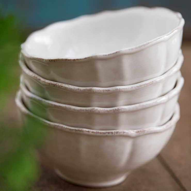 SOUP/CEREAL BOWL 16 IMPRESSIONS