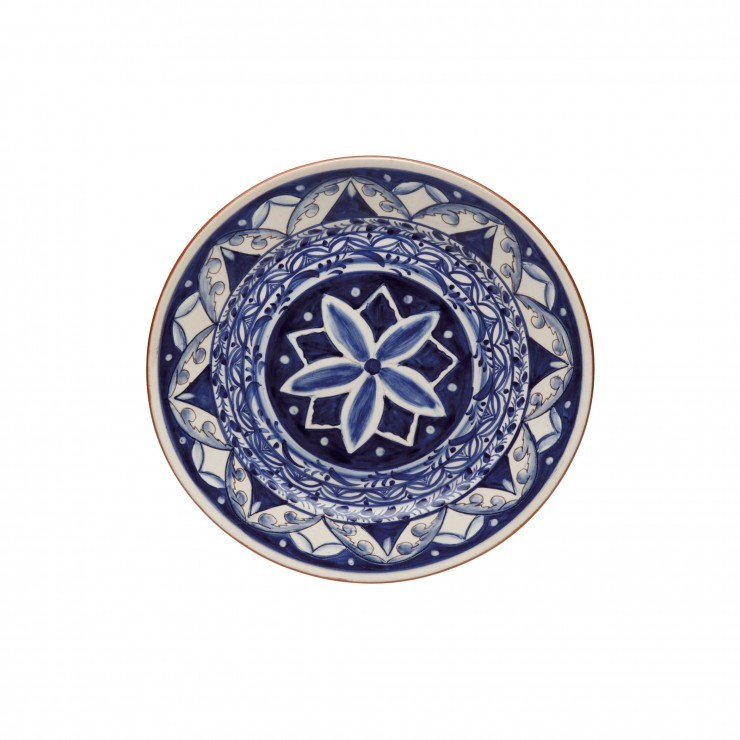 ALENTEJO TERRACOTA DINNER PLATE