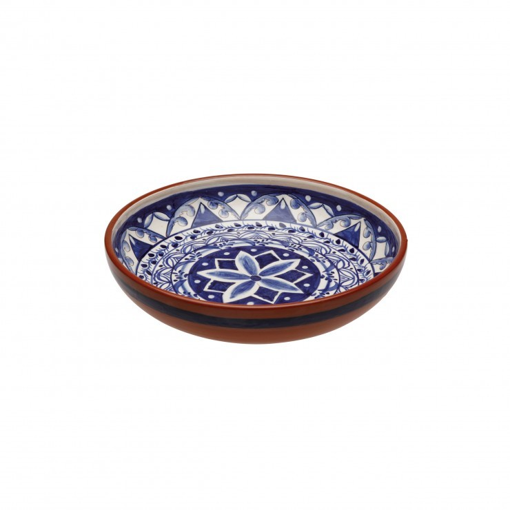 ALENTEJO TERRACOTA LARGE SALAD BOWL