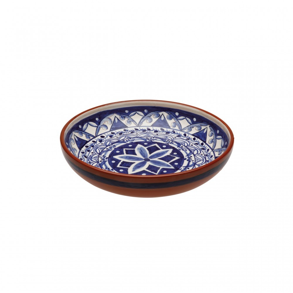 ALENTEJO TERRACOTA SOUP/CEREAL BOWL