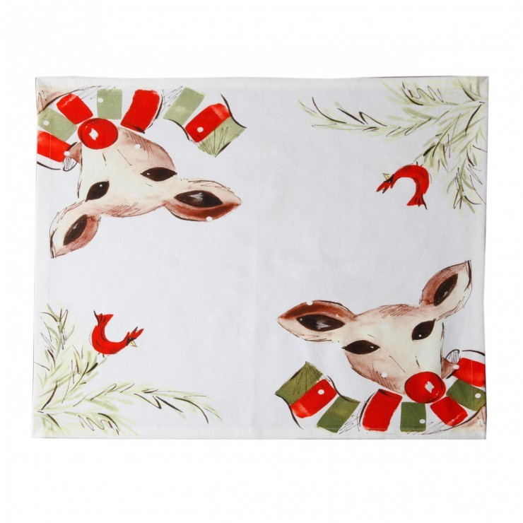 DEER FRIENDS DEER FRIENDS NAPKIN