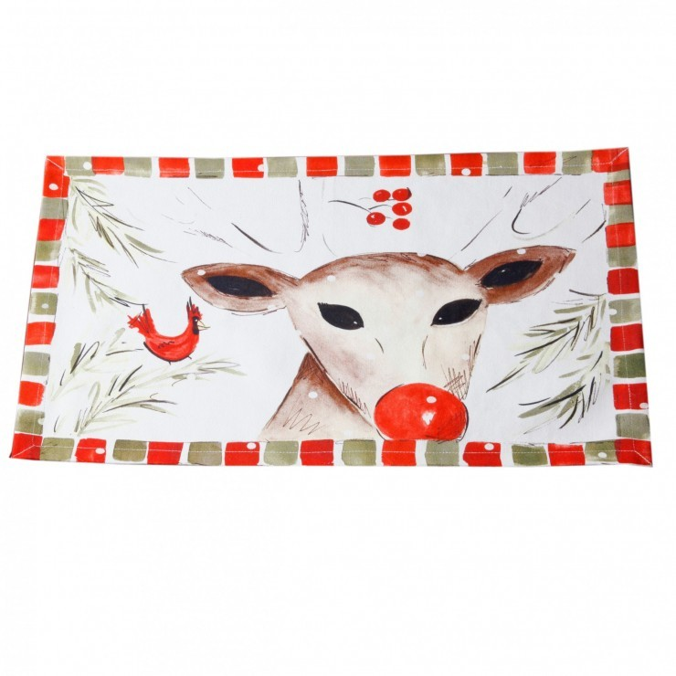 DEER FRIENDS DEER FRIENDS PLACE MAT