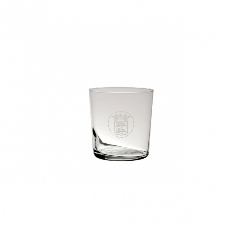 GLASSWARE DOUBLE OLD FASHION