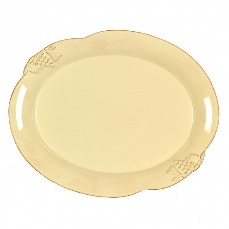 MADEIRA HARVEST MEDIUM PLATTER OVAL