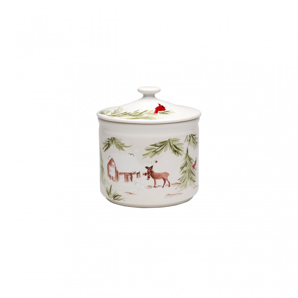 DEER FRIENDS CANISTER