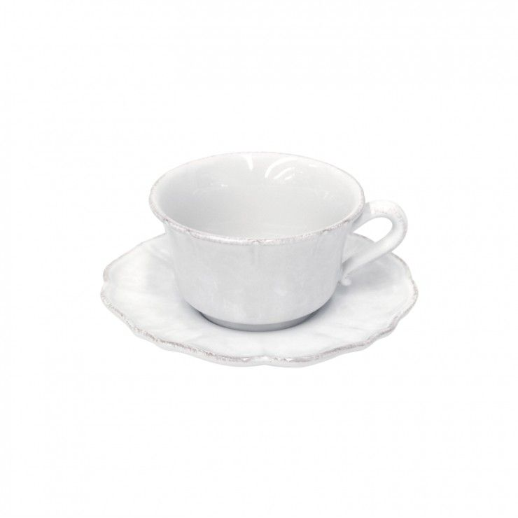 IMPRESSIONS JUMBO CUP & SAUCER