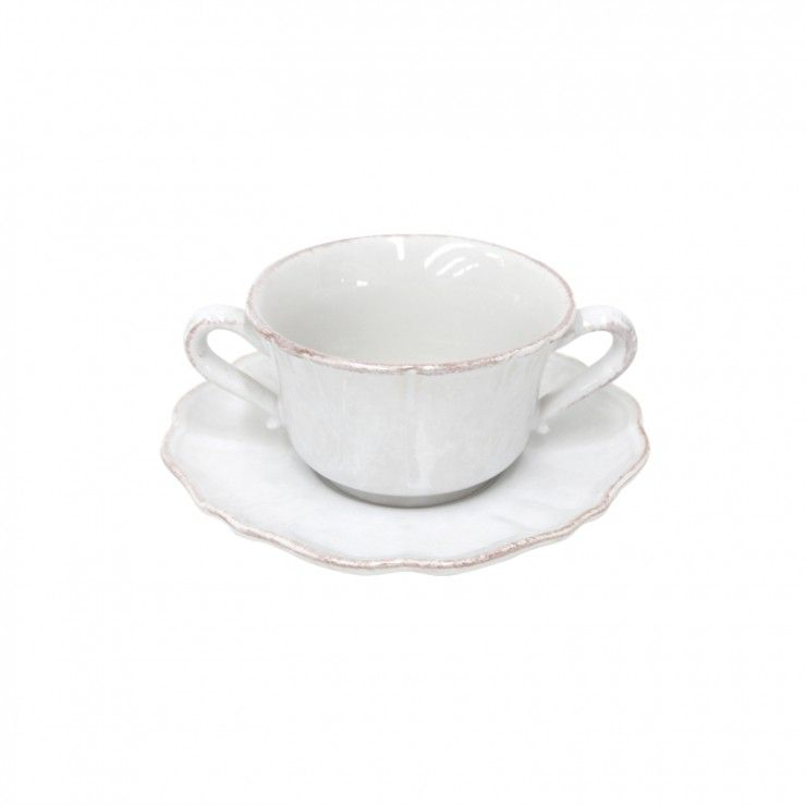 CONSOMME CUP AND SAUCER 13OZ. IMPRESSIONS