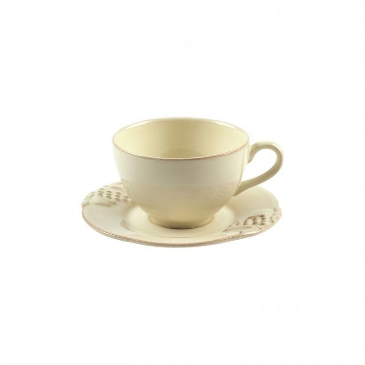 MADEIRA HARVEST TEA CUP & SAUCER