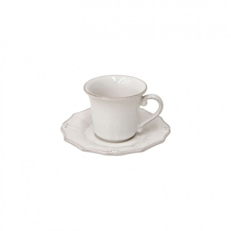 VINTAGE PORT COFFEE CUP & SAUCER