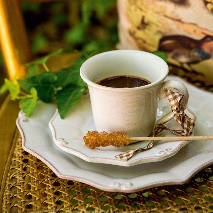 VINTAGE PORT COFFEE CUP & SAUCER