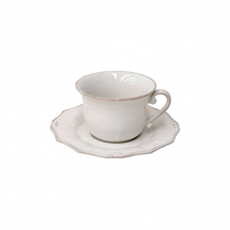 VINTAGE PORT TEA CUP & SAUCER