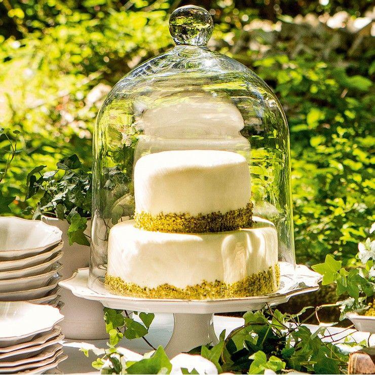 VINTAGE PORT CAKE STAND