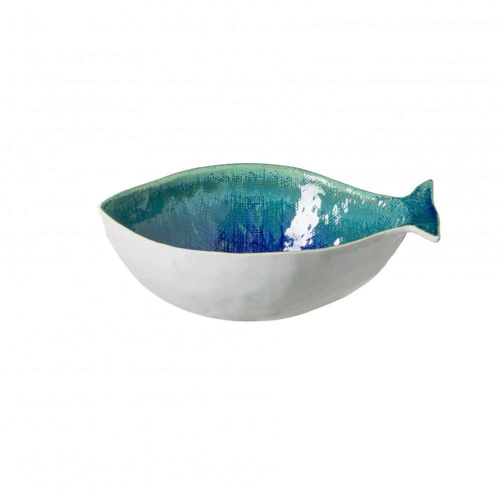 DORI DOURADA SERVING BOWL (SEABREAM)