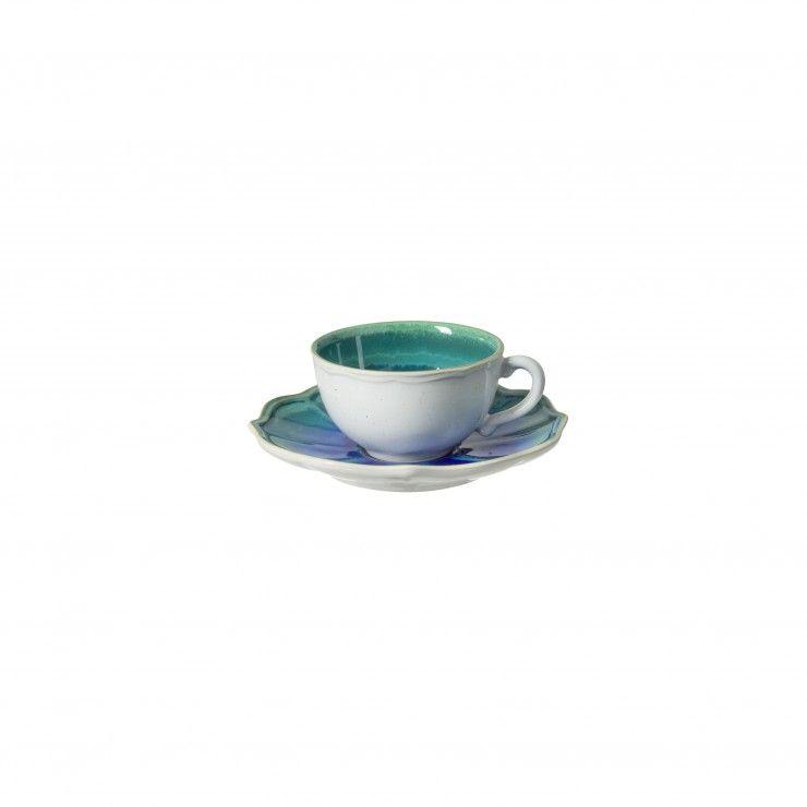 TEA CUP AND SAUCER 0.19 L DORI