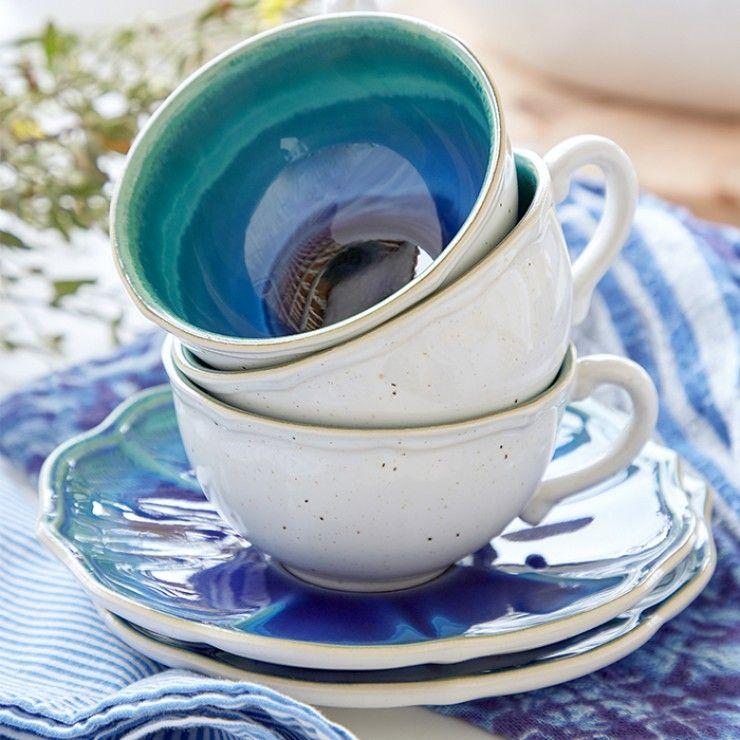 DORI TEA CUP & SAUCER
