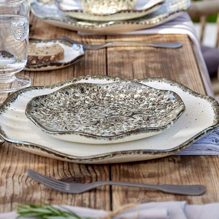 DINNER PLATE 29 TOSCANA
