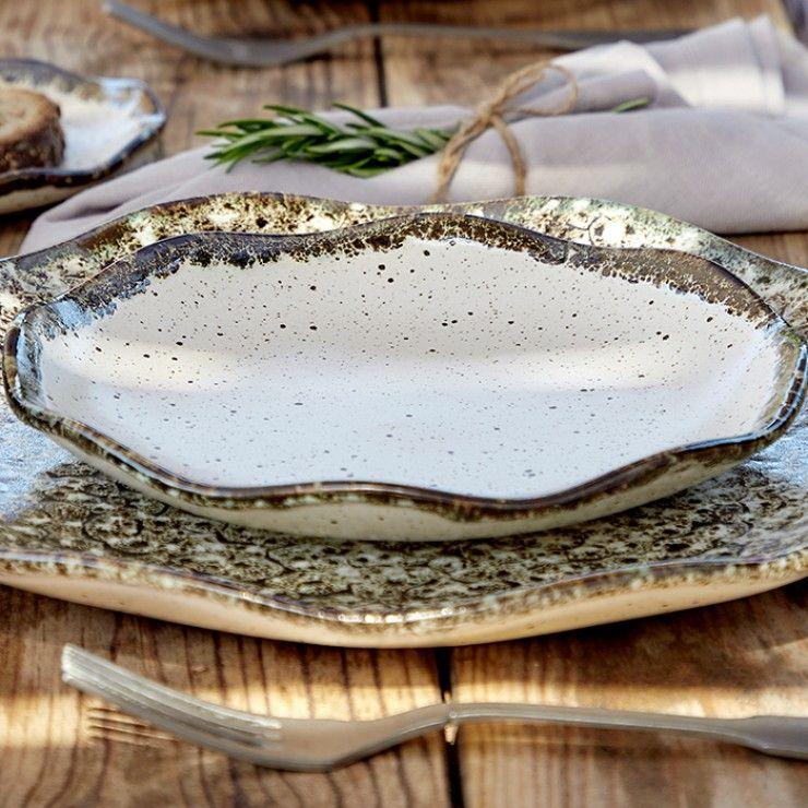 TOSCANA SALAD PLATE