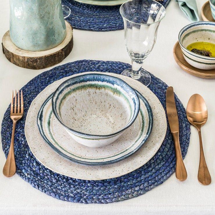 SAUSALITO DINNER PLATE