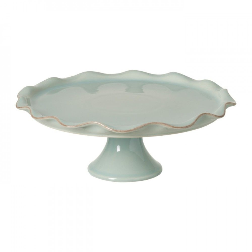 COOK & HOST FOOTED PLATE LARGE