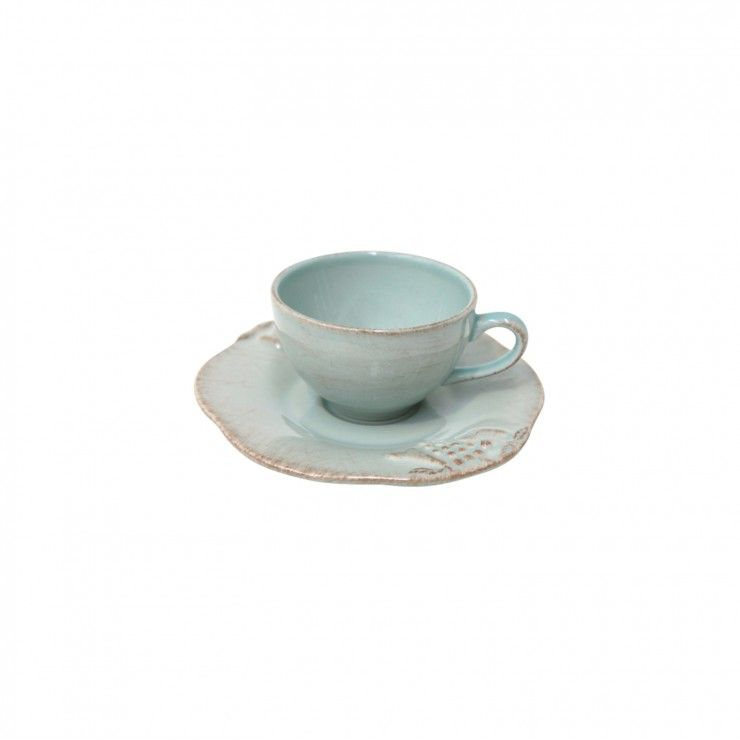 COFFEE CUP AND SAUCER 0.09 L MADEIRA HARVEST