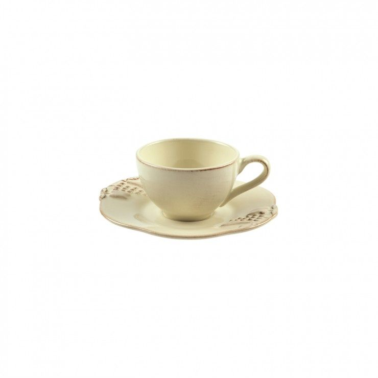 MADEIRA HARVEST COFFEE CUP & SAUCER