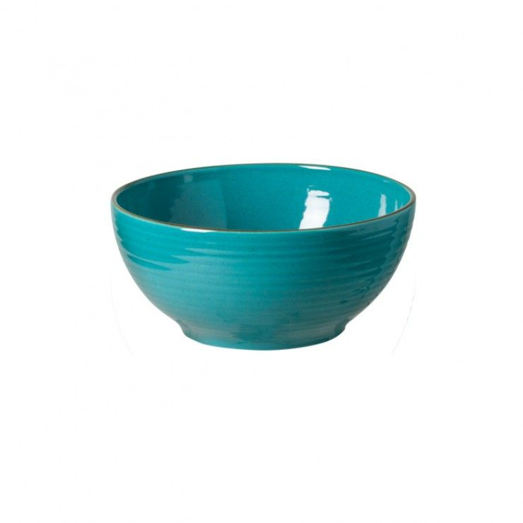 SARDEGNA FOOTED SERVING BOWL