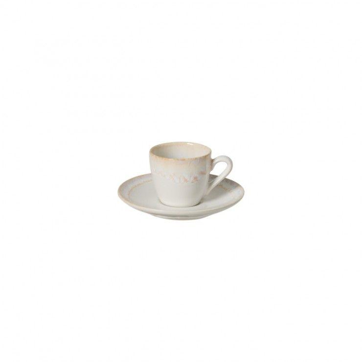 COFFEE CUP AND SAUCER 0.1 L TAORMINA
