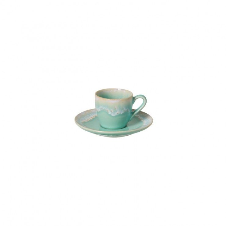COFFEE CUP AND SAUCER 3 OZ. TAORMINA