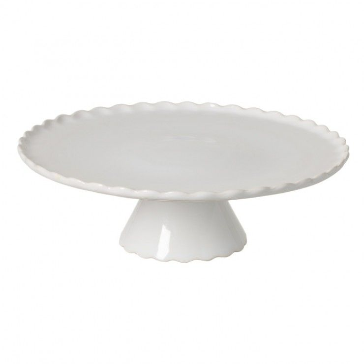 FORMA BAKEWARE FOOTED PLATE LARGE