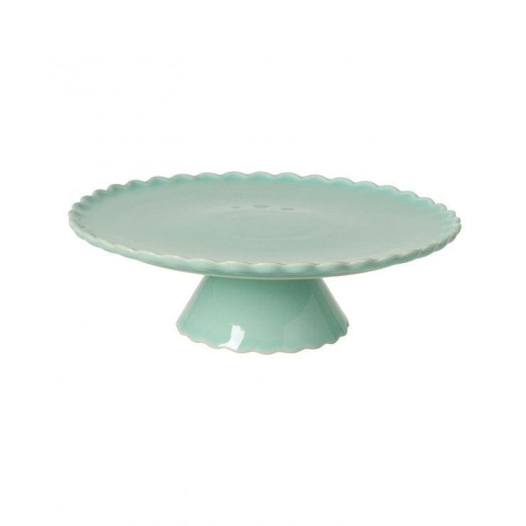 FORMA BAKEWARE FOOTED PLATE MEDIUM