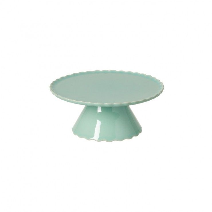 FORMA BAKEWARE FOOTED PLATE SMALL