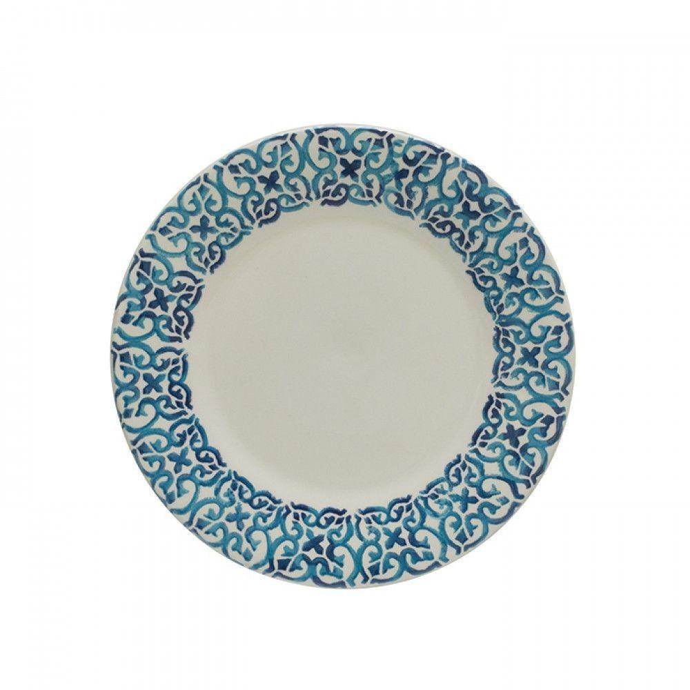 Piastrella dinner plate