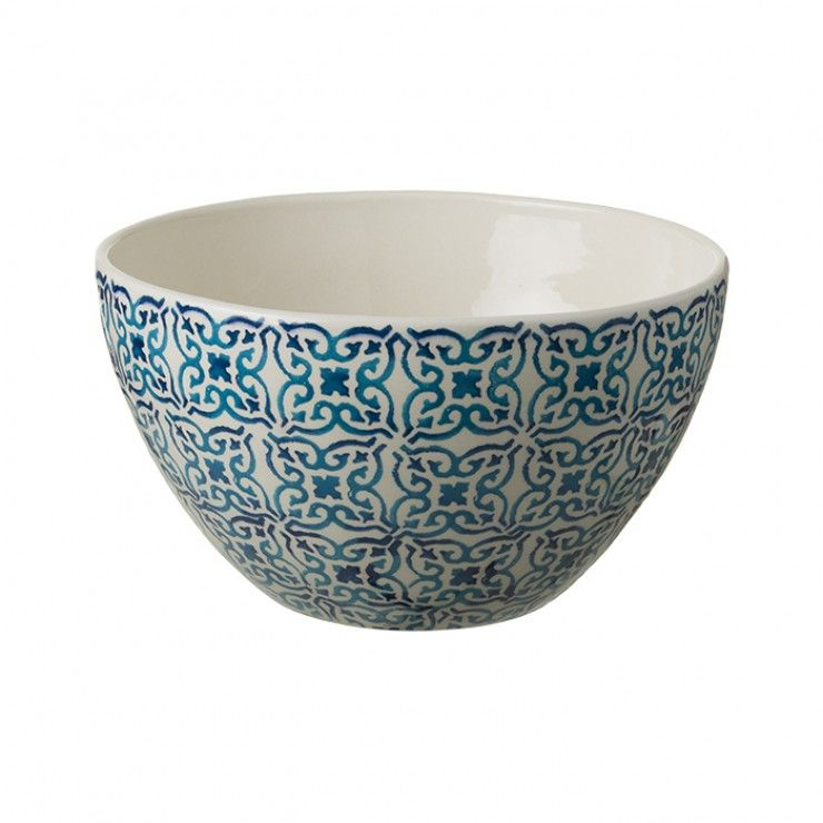 PIASTRELLA SERVING BOWL