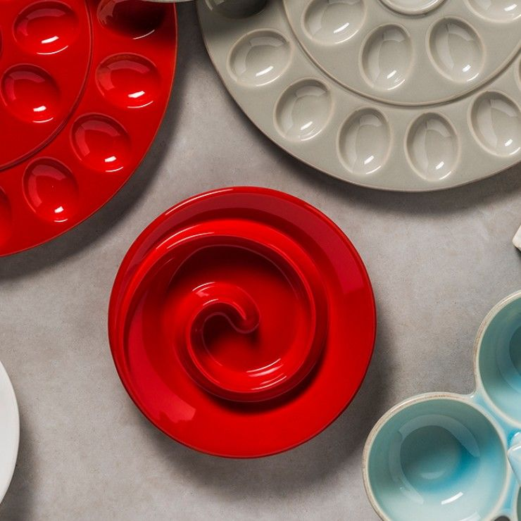 SPIRAL APPETIZER DISH 20 COOK & HOST