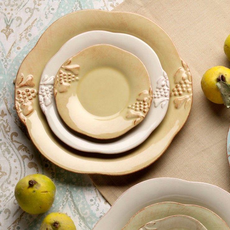 DINNER PLATE 11'' MADEIRA HARVEST