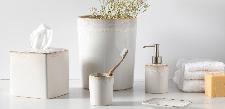 Taormina Bath white-gold