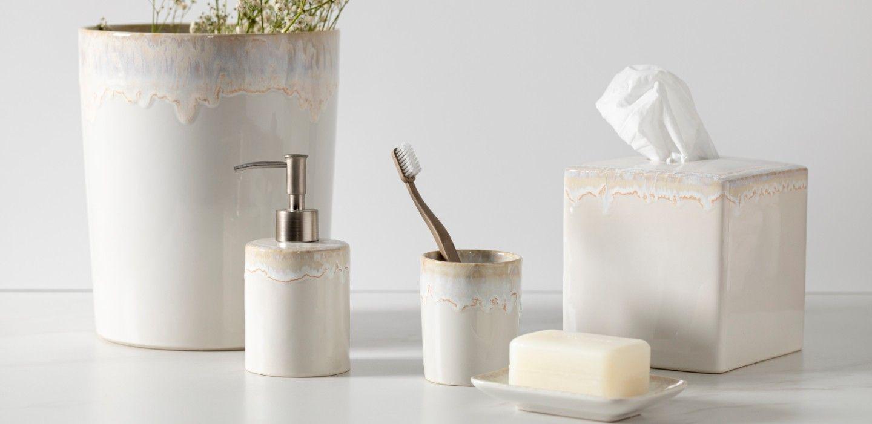 Taormina Bath white