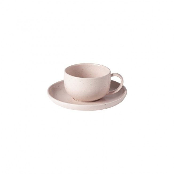 TEA CUP AND SAUCER 0.22 L PACIFICA
