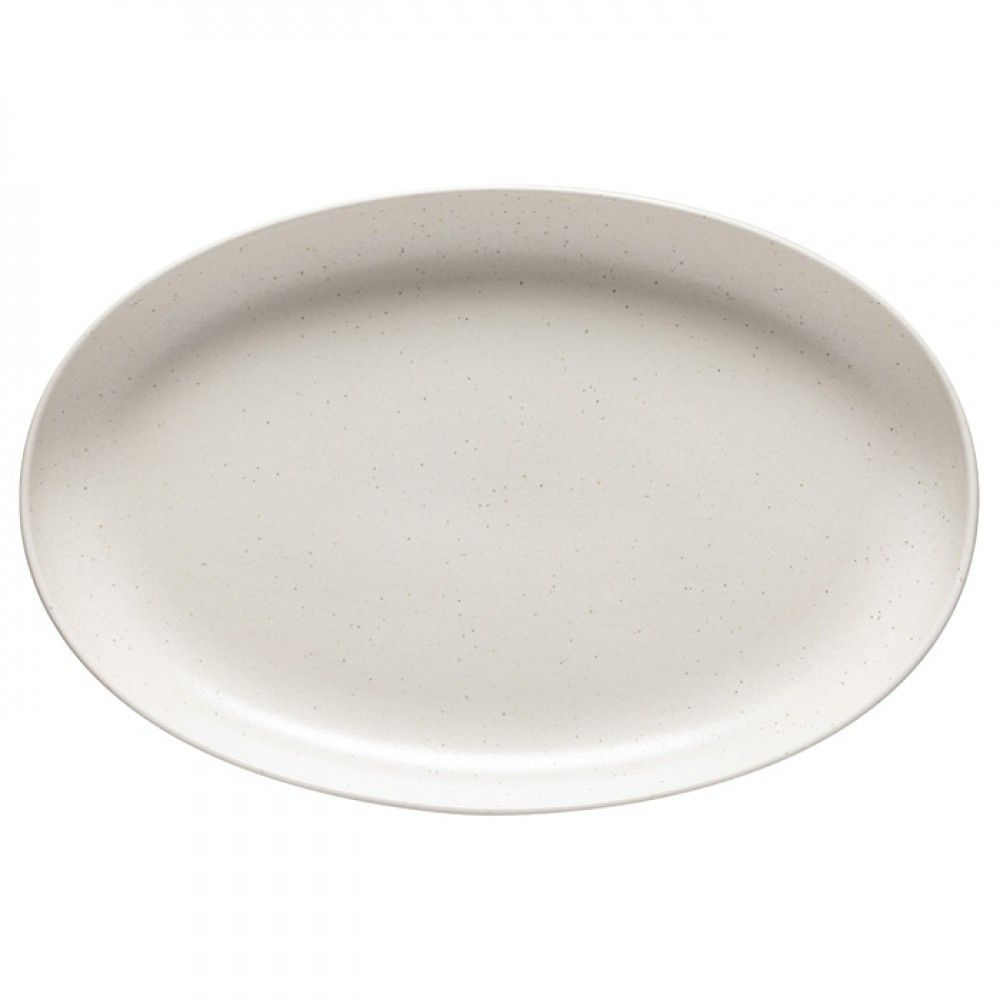 """OVAL PLATTER 16""""  PACIFICA"""
